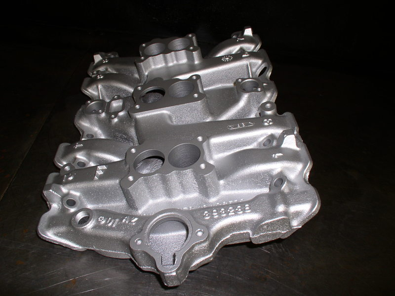 What Is An Intake Manifold >> 1966 Olds L69 Tri power Tri carb intake and 4 carbs | Forums | OldsmobileCENTRAL.com
