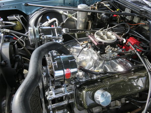 Rocket 455 Fast Fuel Injection System