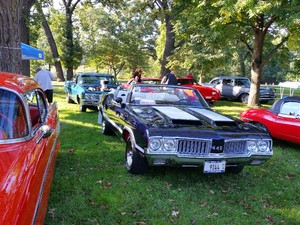 Suburban Chicago Car Show