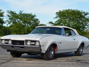 1968 Oldsmobile 442 Convertible W30