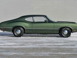 1970 Cutlass S Factory 455