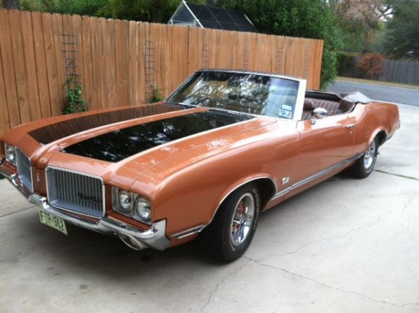 Cars For Sale Austin Tx >> 1971 Cutlass Supreme Convertible (Austin, TX) | OldsmobileCENTRAL.com