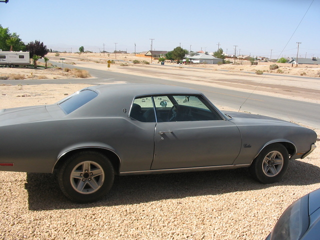 72 Cutlass Supreme Custom