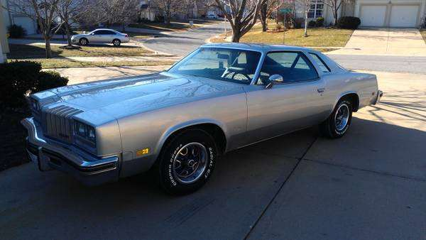 1976 Olds Cutlass