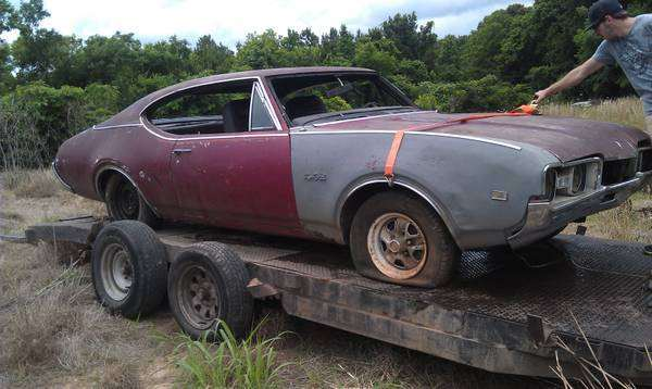 Cutlass Project Cars For Sale