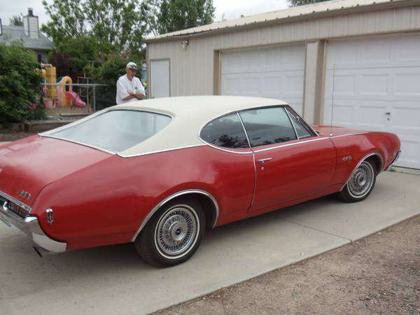 1968 442 Convertible For Sale On Craigslist Autos Post