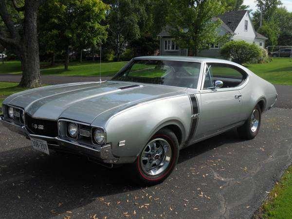 1968 Olds 442 (Duluth, MN)   OldsmobileCENTRAL.com