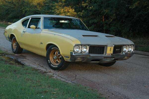 1970 Olds Rallye 350 Oklahoma City Ok