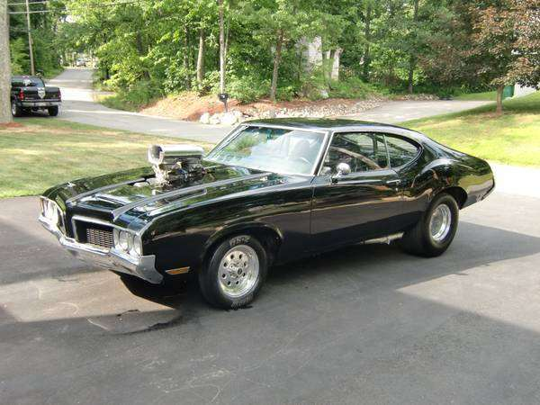 1970 Olds Cutlass