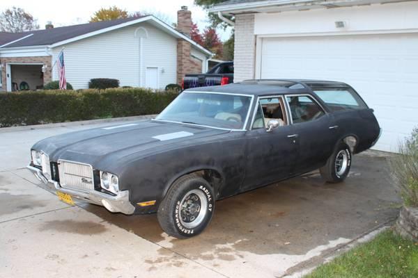 1971 Oldsmobile Vista Cruiser Maple Hts Oh