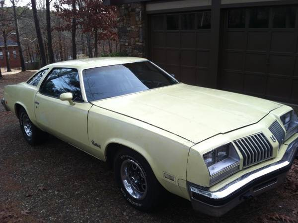 1976 olds cutlass s 455 little rock ar for 1976 cutlass salon for sale