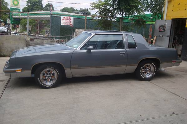 1985 olds cutlass 442 berea oh for 85 cutlass salon