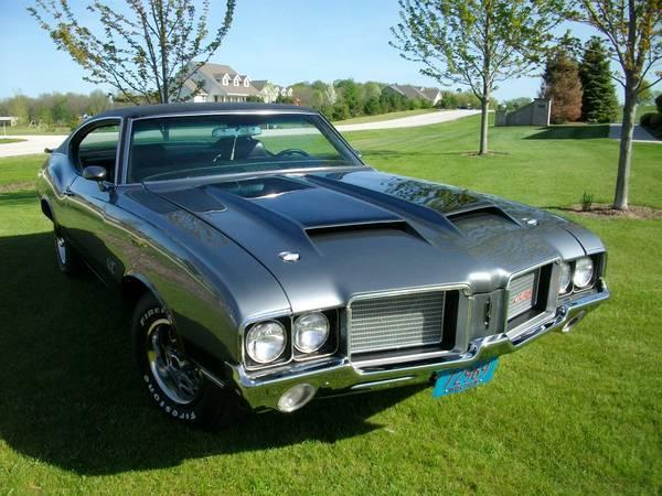 Howards Auto Sales >> 1972 Olds 442 (Howards Grove, WI) | OldsmobileCENTRAL.com