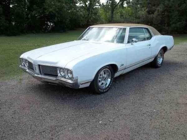 1970 Oldsmobile Cutlass Supreme Wichita Ks