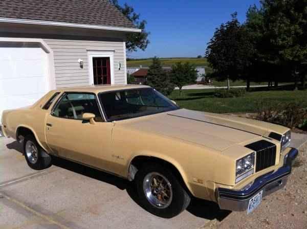 1977 Cutlass Supreme Kansas City MO  OldsmobileCENTRALcom