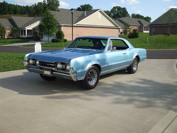Cars For Sale Knoxville Tn >> 1967 Olds 442 (Knoxville, TN) | OldsmobileCENTRAL.com