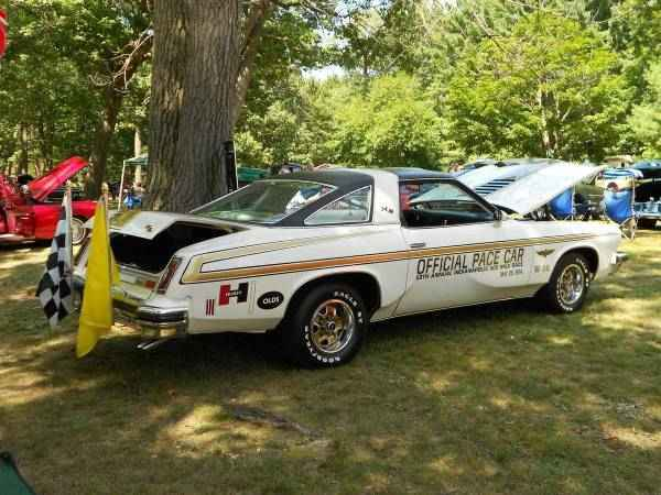 1974 Oldsmobile Hurst Indy Pace Car Oxford Wi