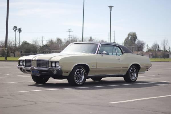 1972 Oldsmobile Cutlass Supreme 48k Original Miles Sacramento Ca Oldsmobilecentral Com