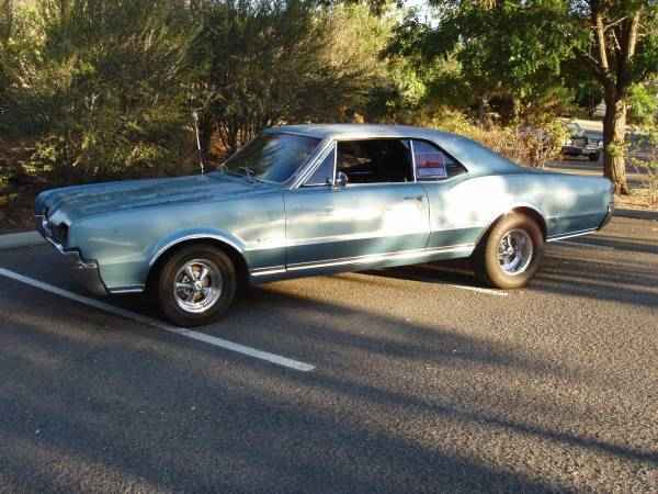 Cars For Sale Reno Nv >> 1967 Oldsmobile 442 (Reno, NV) | OldsmobileCENTRAL.com