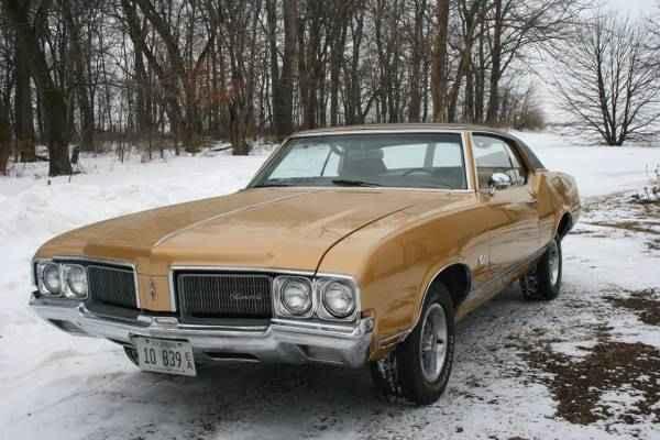 1970 Oldsmobile Cutlass Supreme (Rockford, IL ...