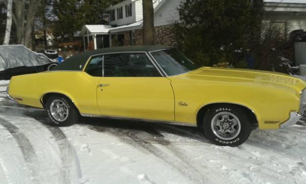 1972 Cutlass Supreme Franklin Wi Oldsmobilecentral Com