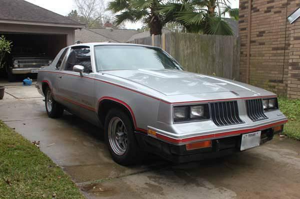 1984 Hurst Olds Atascocita TX