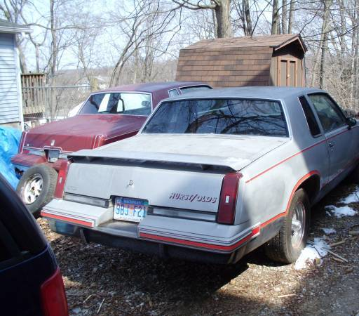 1984 Hurst Olds Project Car