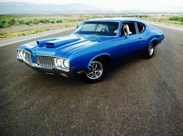Cars For Sale Albuquerque >> 1970 Cutlass F85 (Albuquerque, NM) | OldsmobileCENTRAL.com