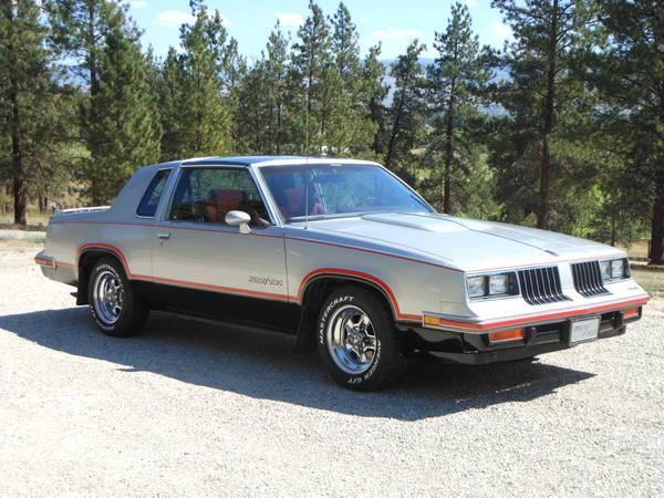 1984 Hurst Olds (Hamilton, MT) | OldsmobileCENTRAL.com