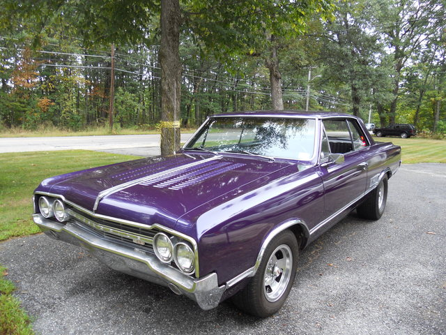 Chevy Vin Decoder >> 65 442 4 speed (whitinsville, MA) | OldsmobileCENTRAL.com