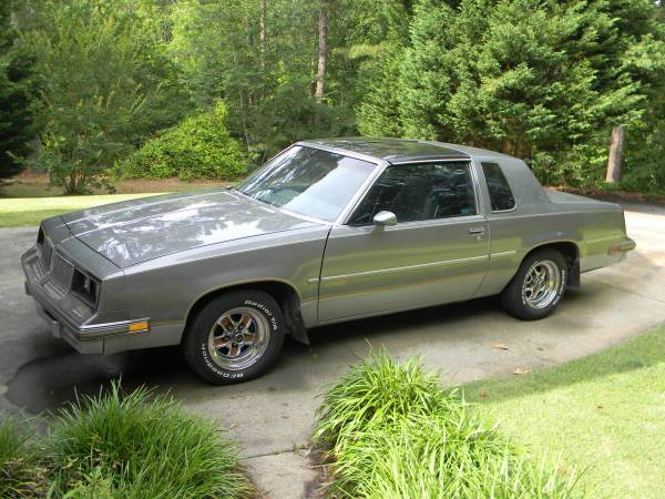 1985 cutlass 442 flowery branch ga for 85 cutlass salon