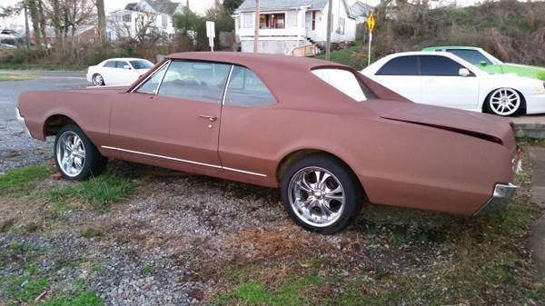 Olds  Project Car For Sale