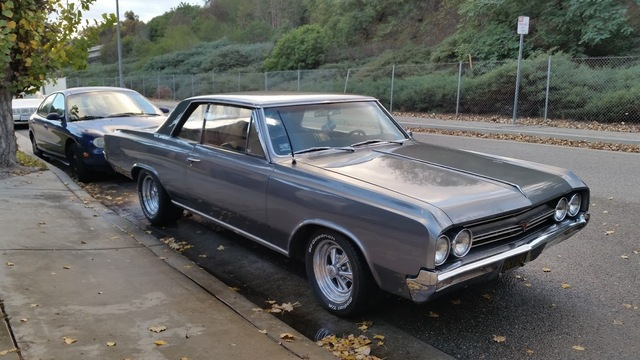 1964 Oldsmobile Cutlass F85 Los Angeles Ca