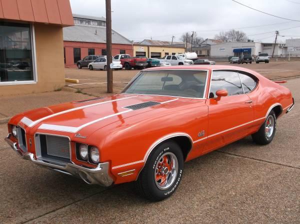 1972 Olds 442 (Jackson, MS) | OldsmobileCENTRAL.com