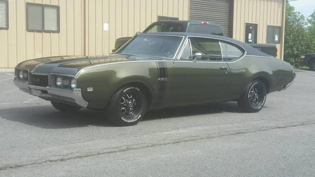Cars For Sale In Ga >> 1968 Oldsmobile 442 (Atlanta, GA) | OldsmobileCENTRAL.com