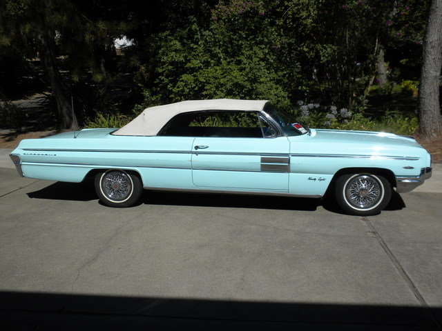 Car Battery Voltage >> 1962 Oldsmobile 98 Convertible (Fair Oaks, CA ...