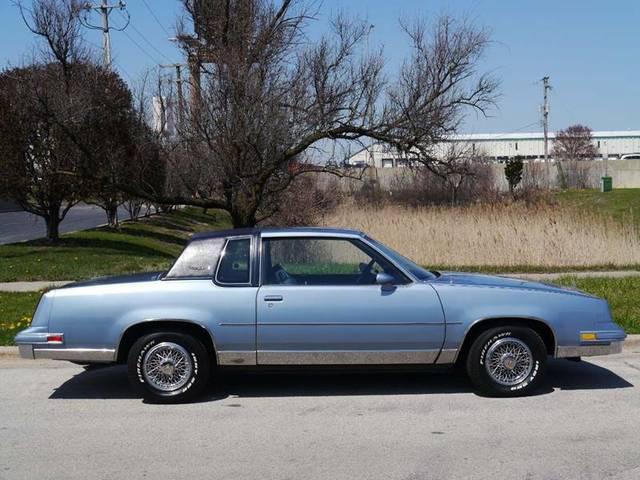 1985 cutlass st louis mo for 1987 cutlass salon t tops