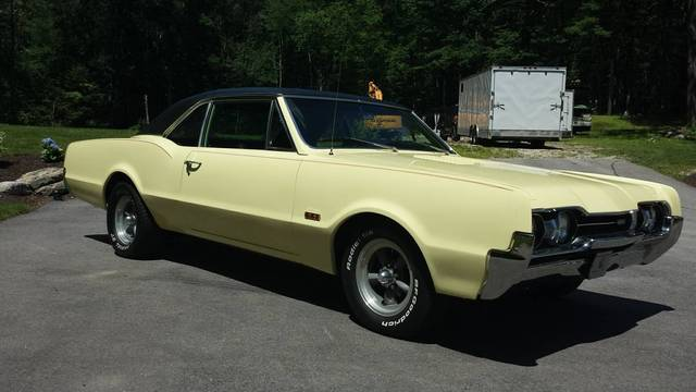 1967 Oldsmobile 442 Post Coupe (Merrimack, NH ...