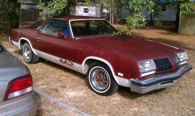 1976 oldsmobile 442 summerville nc for 1976 cutlass salon for sale