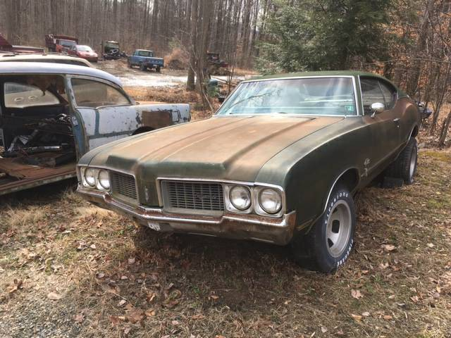 Chevy Vin Decoder >> 1970 Oldsmobile Cutlass S (Kempton, PA ...