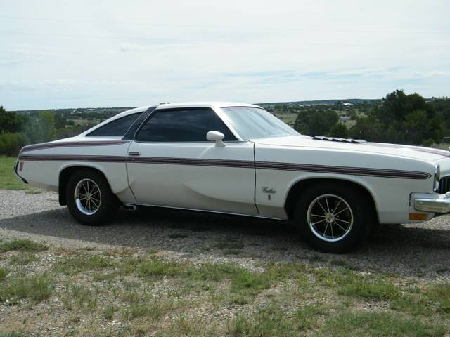 1973 Oldsmobile Cutlass S Unknown Nm