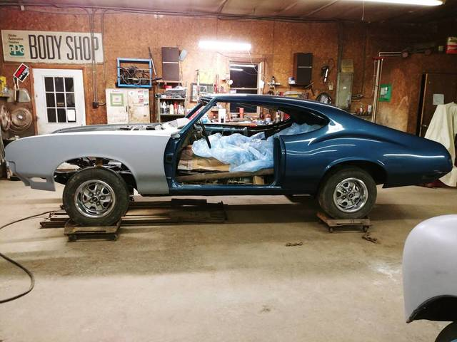 What To Do With Expired Car Seats >> 1970 Oldsmobile 442 Project (Buffalo, NY