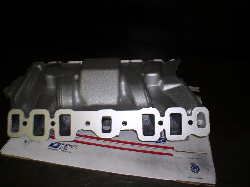 1966 Olds L69 Tri power Tri carb intake and 4 carbs | Forums