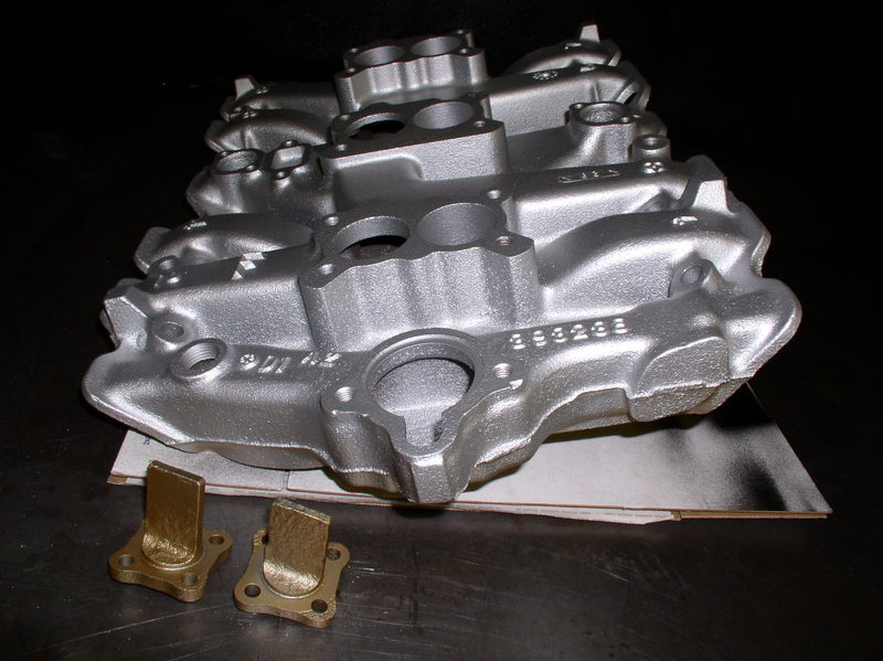 What Is An Intake Manifold >> L69 1966 w30 intake manifold tri carb power 3 x 2 L 69 66 | Forums | OldsmobileCENTRAL.com