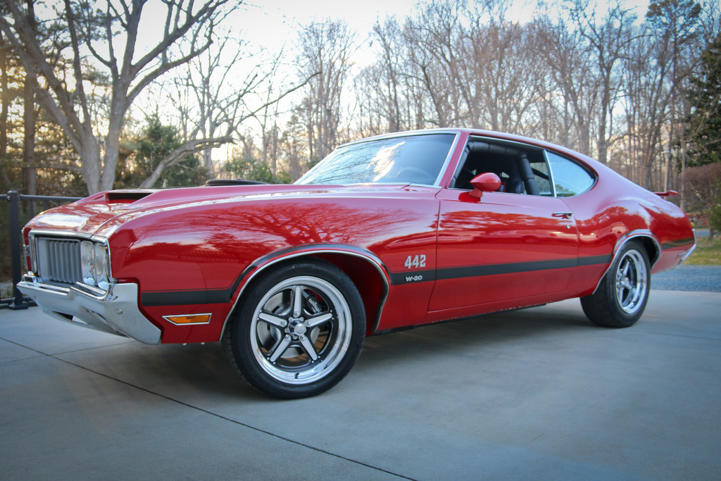1970 442 W30 | Oldsmobile Photes | OldsmobileCENTRAL.com
