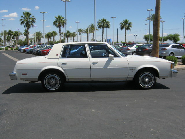 1985 Cutlass Supreme 4 Door Casa Grande Az Oldsmobilecentralcom