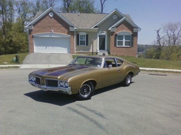 Original Classic 1970 Cutlass