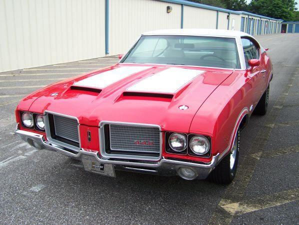 1972 Cutlass 442