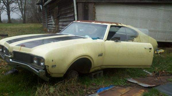 1969 442 Project Car