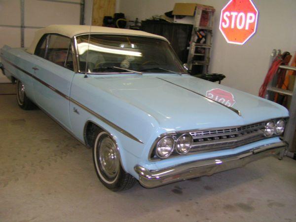 1963 Olds F85 Cutlass